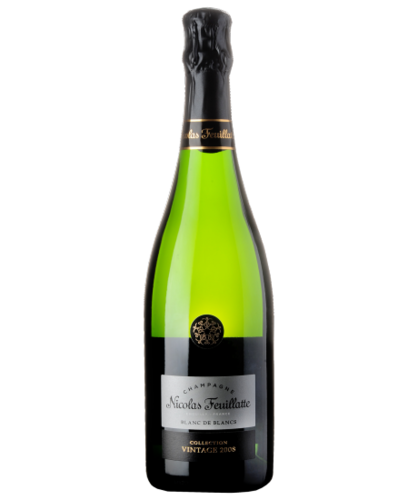 Champagner Nicolas Feuillatte Blanc de Blancs Collection Vintage 2012