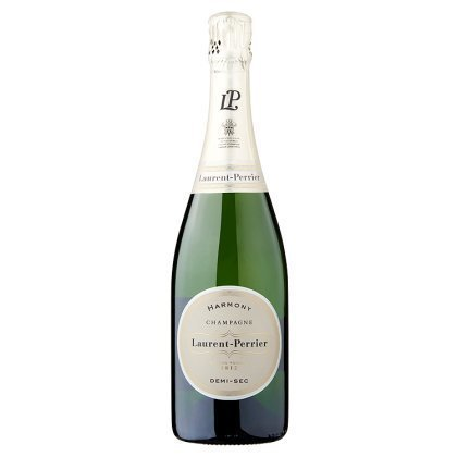 Champagne Laurent Perrier Harmony Demi Sec 75 cl