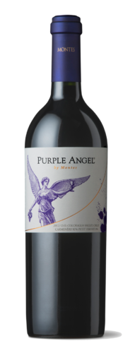 Montes Purple Angel, Valle Central (Chile) 2016